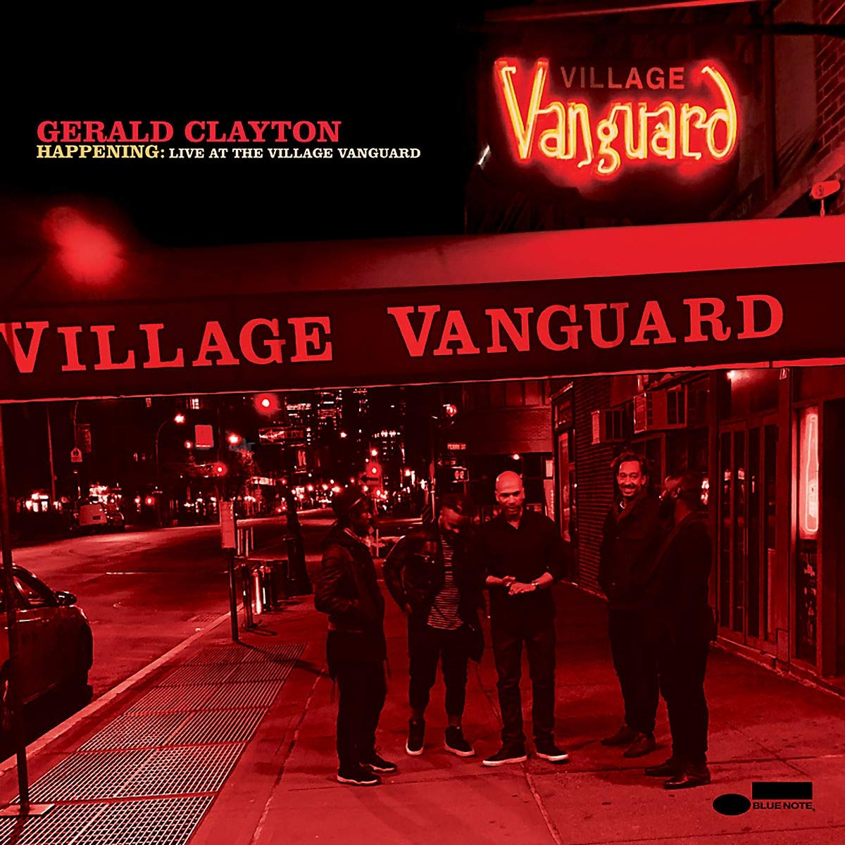GERALD CLAYTON - Happening : Live at the Village Vanguard cover