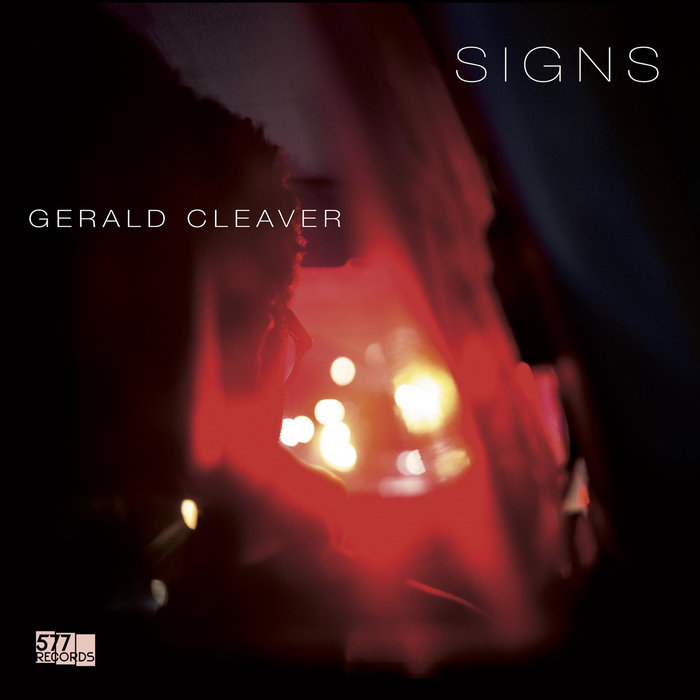 GERALD CLEAVER - Signs cover