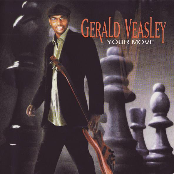 GERALD VEASLEY - Your Move cover