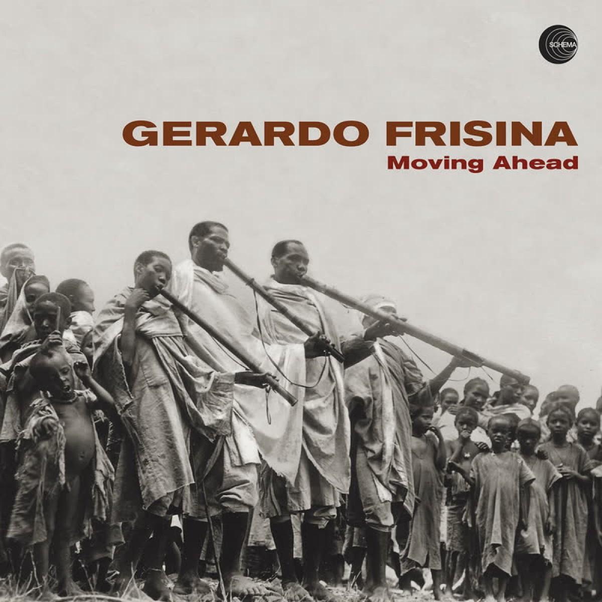 GERARDO FRISINA - Moving Ahead cover
