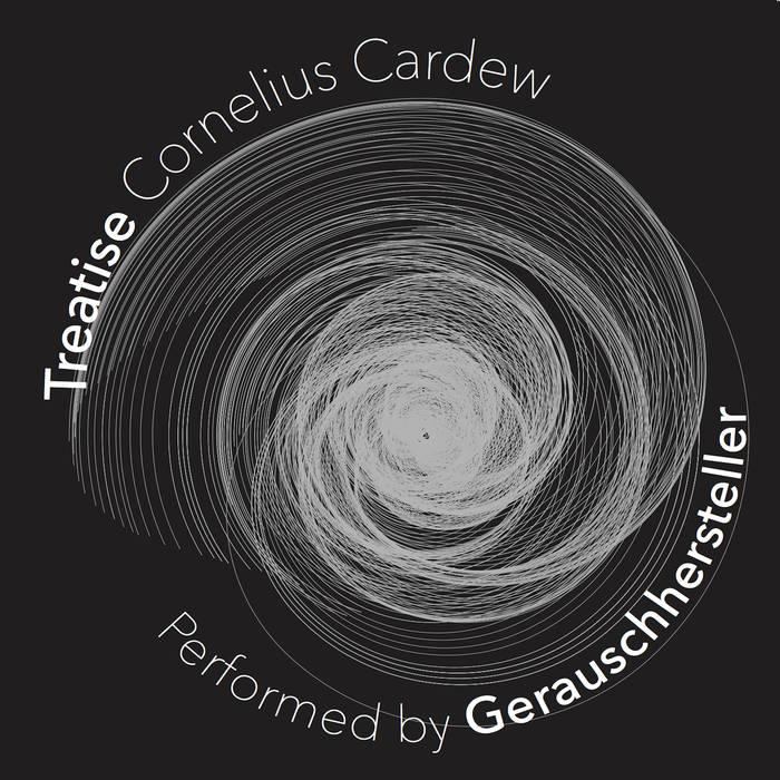 GERAUSCHHERSTELLER - Treatise cover