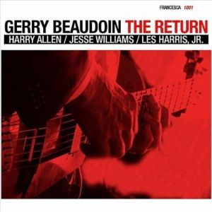 GERRY BEAUDOIN - The Return cover
