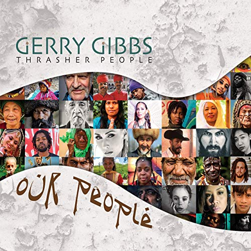 GERRY GIBBS - Our People cover