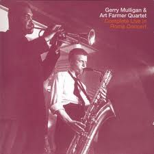 GERRY MULLIGAN - Complete Live In Rome Concert cover