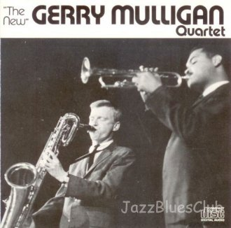 GERRY MULLIGAN - Gerry Mulligan 1959 : Live In Konserthuset cover