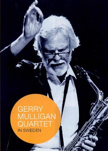 GERRY MULLIGAN - In Sweden cover