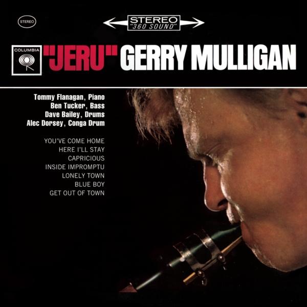 GERRY MULLIGAN - Jeru cover
