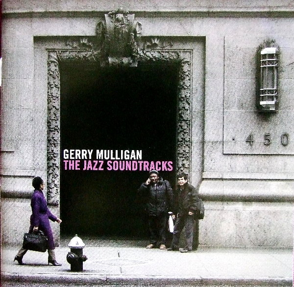 GERRY MULLIGAN - The Jazz Soundtracks cover