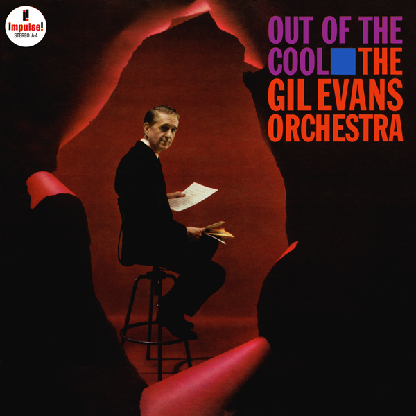 GIL EVANS - Out of the Cool cover