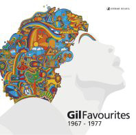 GILBERTO GIL - Gil Favourites 1967-1977 cover