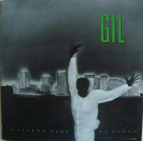 GILBERTO GIL - O Eterno Deus Mu Dança (The Eternal God of Change) cover