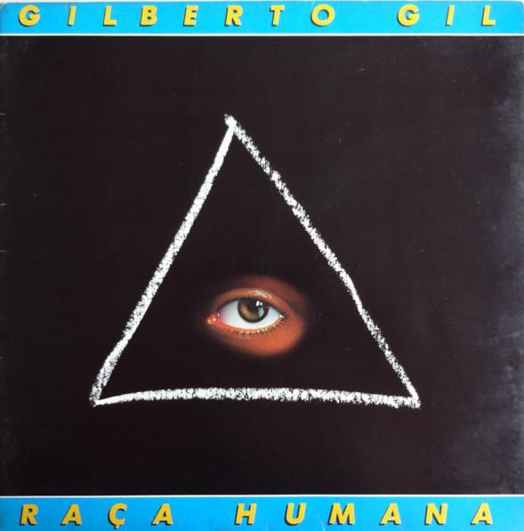 GILBERTO GIL - Raça humana cover