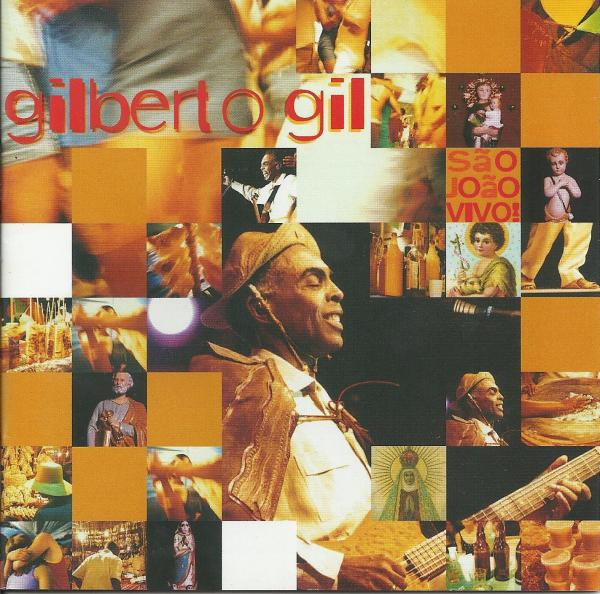 GILBERTO GIL - São João vivo cover