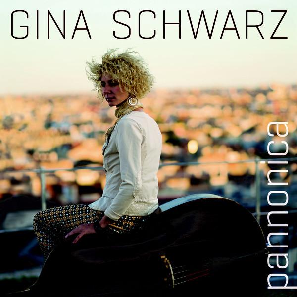 GINA SCHWARZ - Pannonica cover