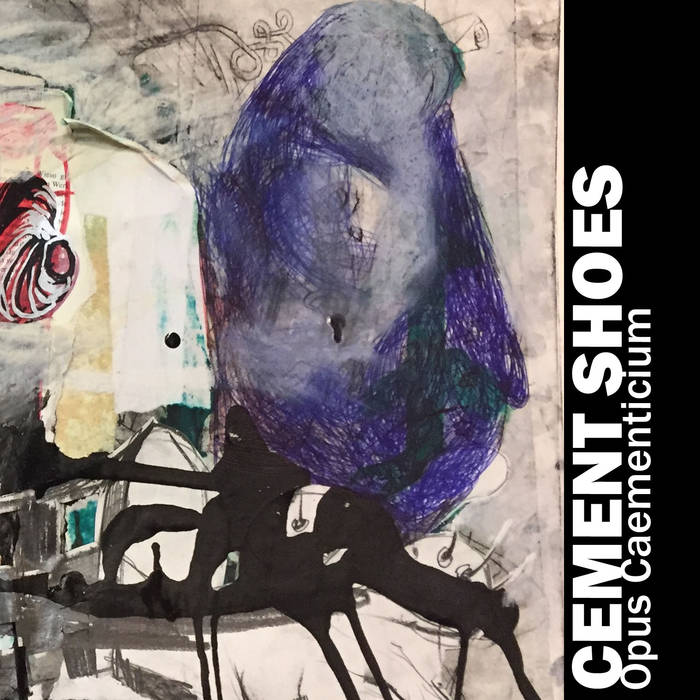 GIOVANNI DI DOMENICO - Cement Shoes : Opus Caementicium cover