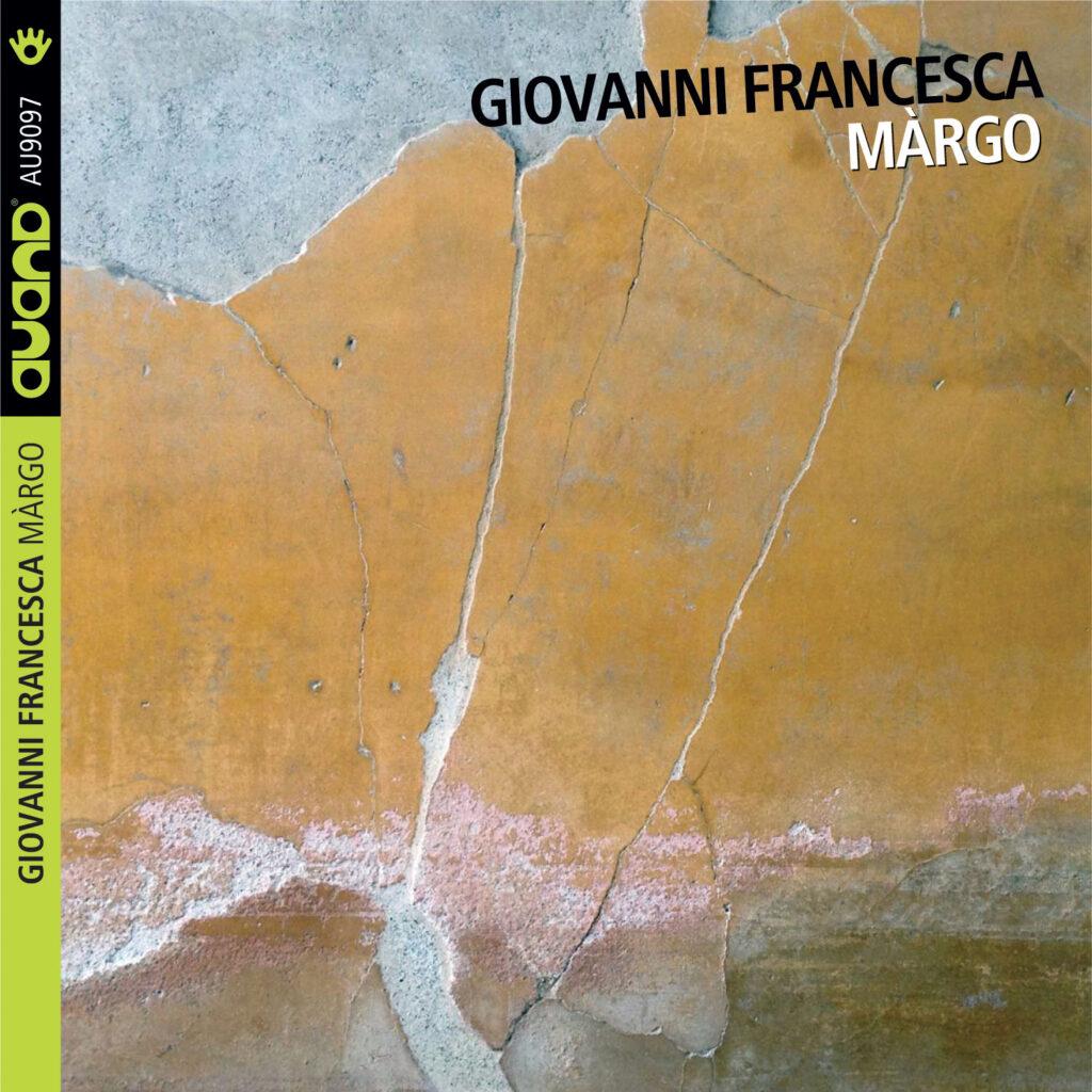 GIOVANNI FRANCESCA - Màrgo cover