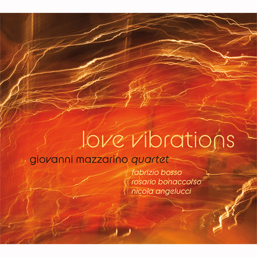 GIOVANNI MAZZARINO - Love Vibrations cover