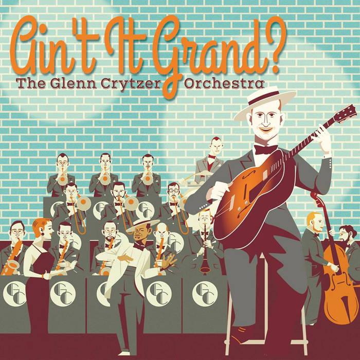 GLENN CRYTZER - Aint It Grand? cover