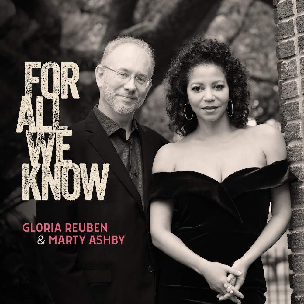 GLORIA REUBEN - Gloria Reuben & Marty Ashby : For All We Know cover