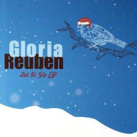 GLORIA REUBEN - Let it Glo cover