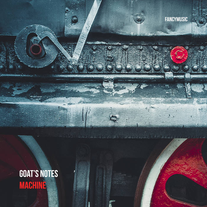 GOATS NOTES - Machine cover