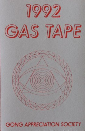 GONG - 1992 GAS Tape cover
