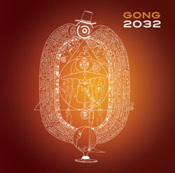 GONG - 2032 cover