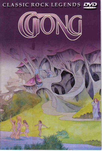 GONG - Classic Rock Legends cover