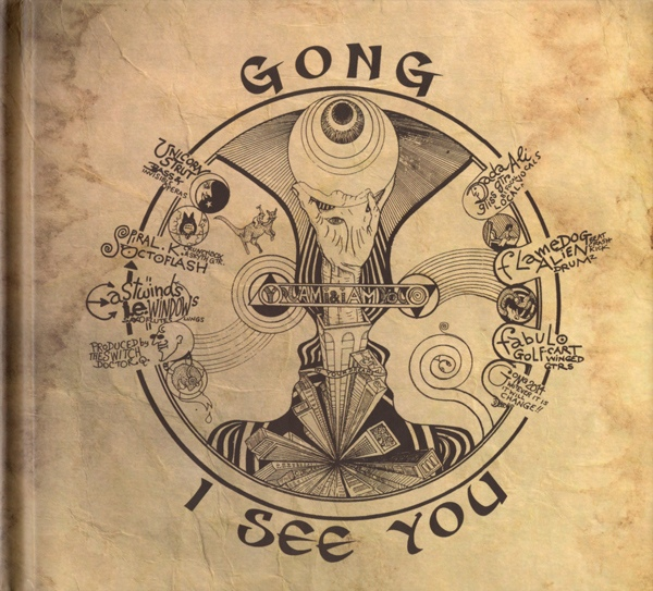 GONG - I See You cover