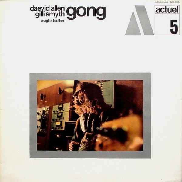 GONG - Magick Brother cover