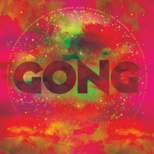 GONG - The Universe Also Collapses cover