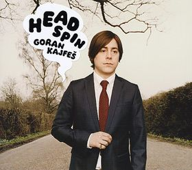 GORAN KAJFEŠ - Headspin cover