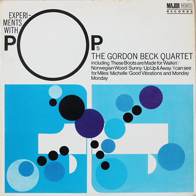 GORDON BECK - Experiments with Pops cover