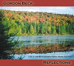 GORDON BECK - Reflections cover