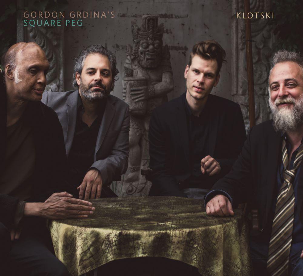 GORDON GRDINA - Gordon Grdina's Square Peg : Klotski cover