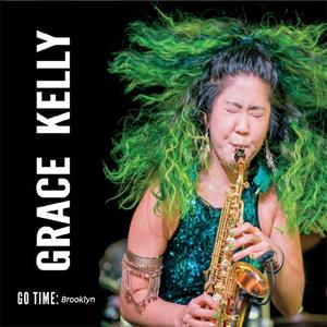 GRACE KELLY - Go Time : Brooklyn cover