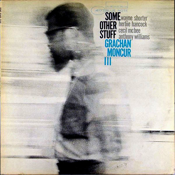 GRACHAN MONCUR III - Some Other Stuff cover