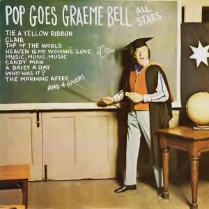 GRAEME BELL - Pop Goes Graeme Bell All Stars cover