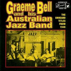 GRAEME BELL - The Unheard Titles From 1948 cover