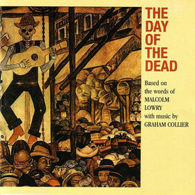 GRAHAM COLLIER - The Day Of The Dead cover