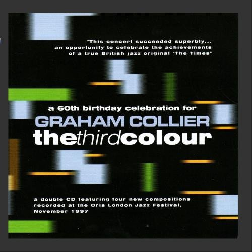 GRAHAM COLLIER - The Third Colour cover