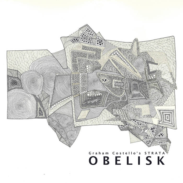 GRAHAM COSTELLOS STRATA - Obelisk cover