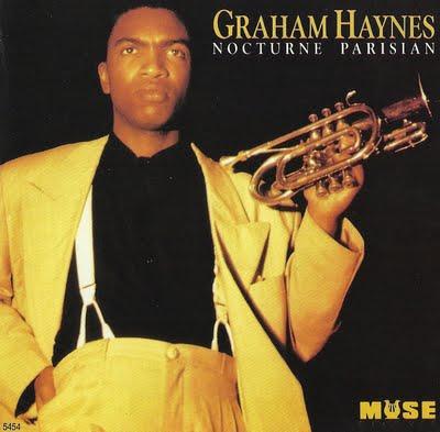 GRAHAM HAYNES - Nocturne Parisian cover