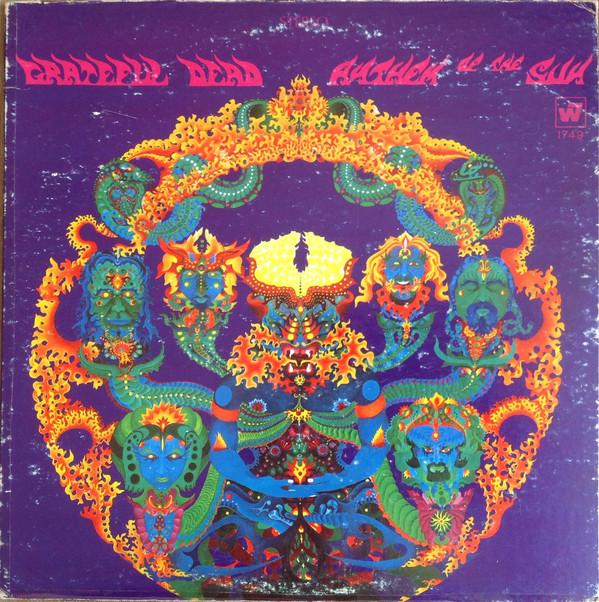 GRATEFUL DEAD - Anthem Of The Sun cover