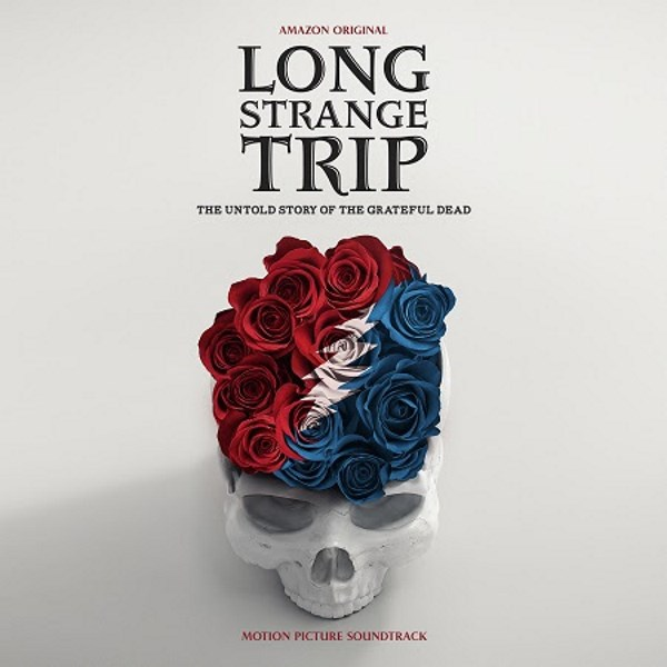 GRATEFUL DEAD - Long Strange Trip (OST) cover