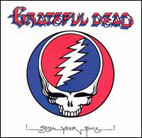 GRATEFUL DEAD - Steal Your Face cover