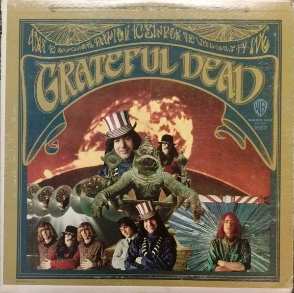 GRATEFUL DEAD - The Grateful Dead cover