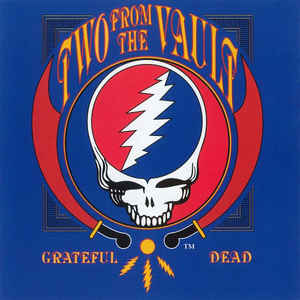 GRATEFUL DEAD - Two From The Vault cover