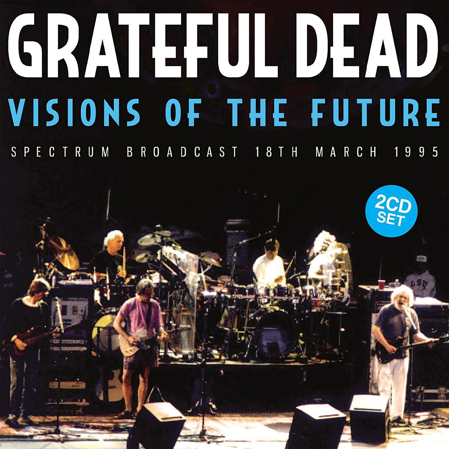 GRATEFUL DEAD - Visions Of The Future cover