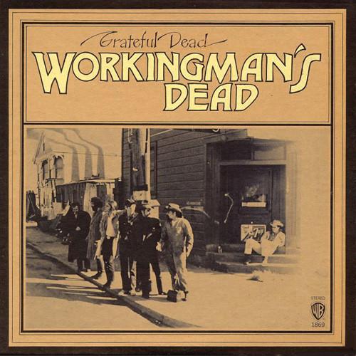 GRATEFUL DEAD - Workingman's Dead cover